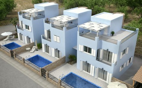 Προώθηση μελλοντικών κατοικιών στη Κύπρο