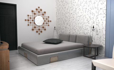 3d υπνοδωμάτιο