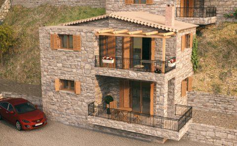 Δείτε την μελλοντική κατοικία σας πριν την κατασκευή της