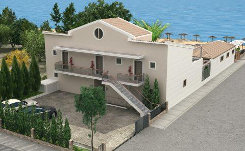 Ενοικιαζομενα δωμάτια με ιδιωτική παραλία