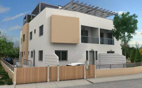 Αρχιτεκτονικος φωτορεαλισμος κατοικίας στη Κύπρο