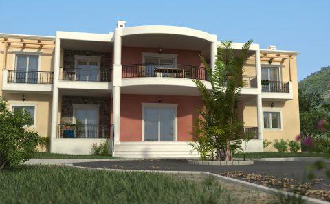 Αρχιτεκτονικος φωτορεαλισμος κατοικίας μελέτη πριν την κατασκευή