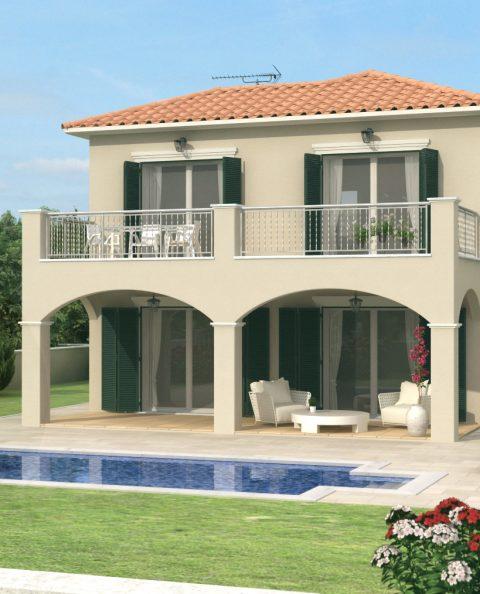 Πώληση σπιτιού μέσω τρισδιάστατου σχεδίου