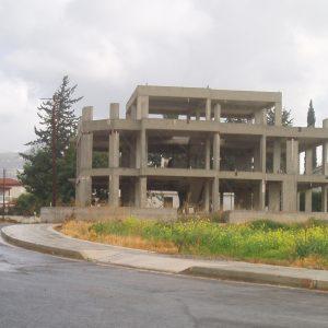 Υφιστάμενη κατάσταση κτιρίου προς ανάδειξη