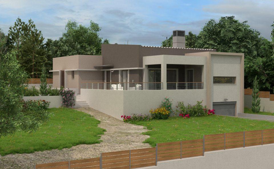 Πώς θα είναι μελλοντικά το σπίτι φωτορεαλιστικο