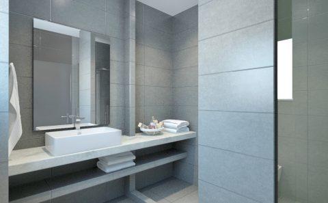 Τρισδιάστατο σχέδιο τουαλέτας