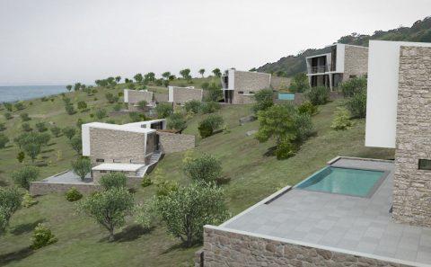 Παραθαλάσσια κτίσματα πριν την κατασκευή τους