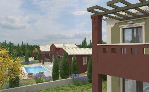 Κατοικίες διάφορων τύπων στη Κεφαλλονιά προς πώληση