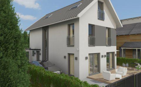 Φωτορεαλισμός κατοικίας στη Γερμανία
