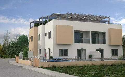 Μοντέρνο διώροφο στη Κύπρο