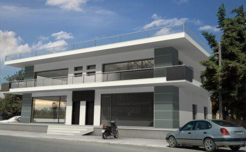 Εικονική ανακαίνιση κτηρίου