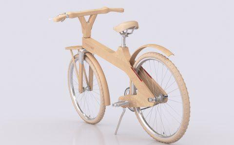 Εικονική προσομοίωση του ποδήλατου της Coco-mat