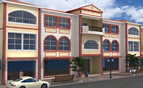 Εμπορικό καταστήματα εισογεια και γραφεία ορόφου μελλοντική παρουσίαση