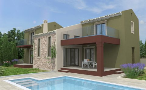 Παρουσίαση μελλοντικής κατοικίας στη Κεφαλλονιά
