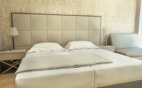 Παρουσίαση διπλού κρεβατιού για την τελική επιλογή
