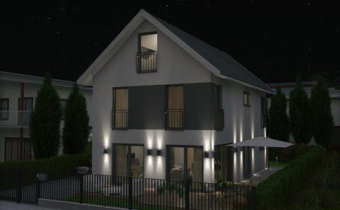 Τρισδιάστατη Φωτορεαλιστική αναπαράσταση κατοικίας προς πώληση για Γερμανικό Μεσιτικό Γραφείο